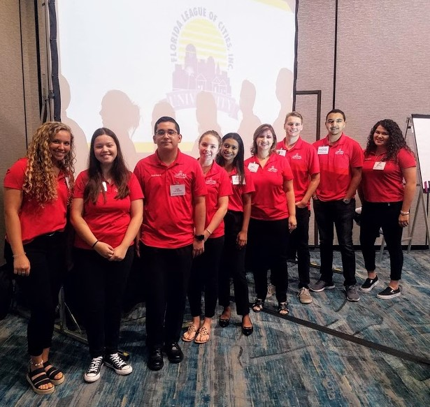 Clermont Youth Council Participates in Statewide Summit