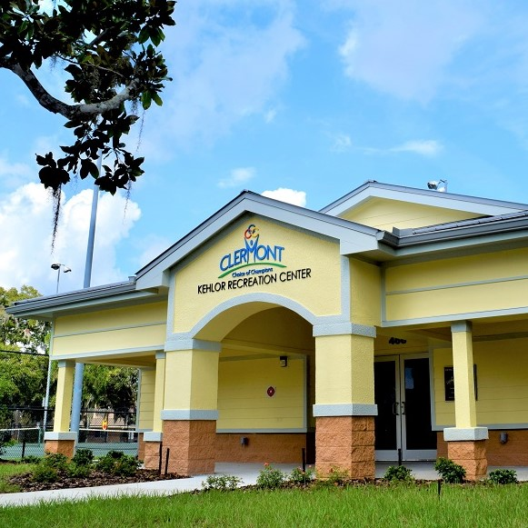 City of Clermont Invites Public to Kehlor Recreation Center Ribbon Cutting