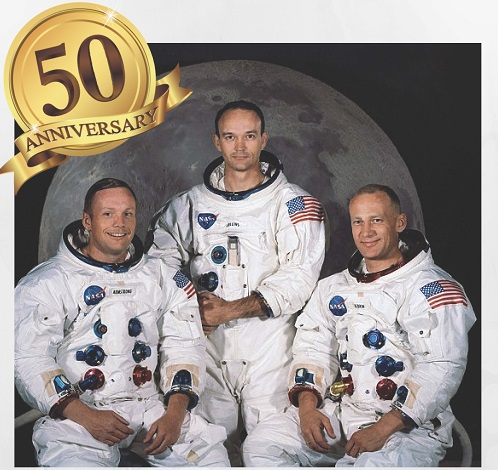 Clermont Show to Pay Tribute to 50th Anniversary of Moon Landing