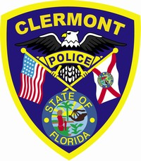 Clermont Police Patch