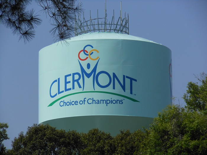 Water The Official Site Of The City Of Clermont Florida