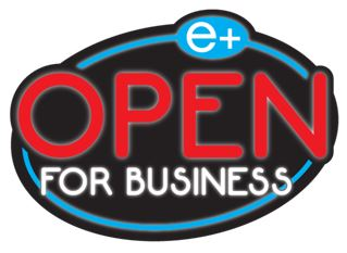 Open For Business E+