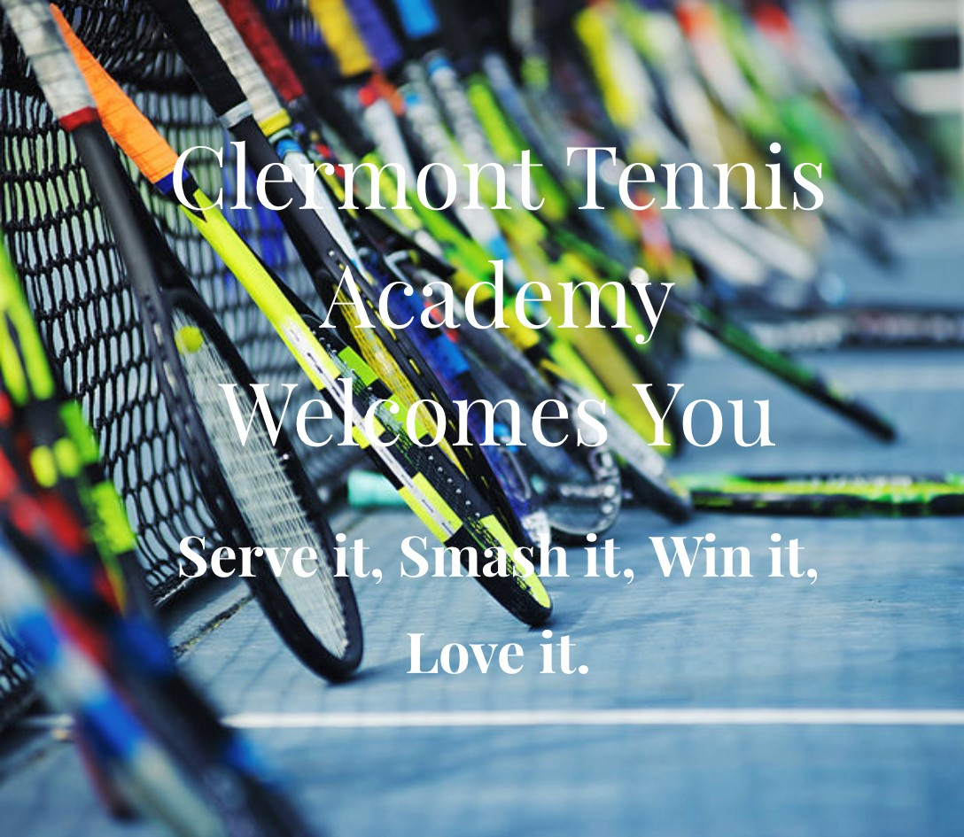 Clermont Tennis Academy Welcomes You