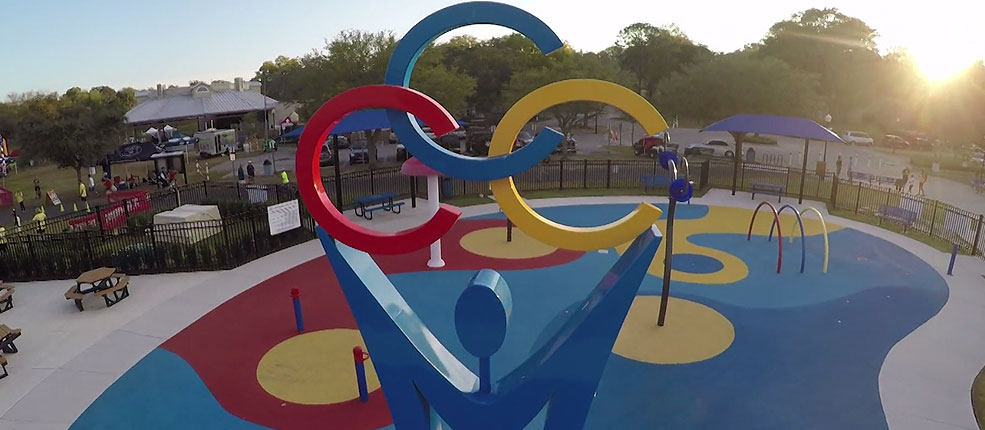 Champions Splash Park - City of Clermont
