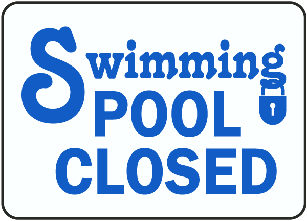 Pool closed the official site of the city of clermont flo - Florida building code public swimming pools ...